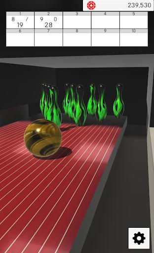 Real Bowling 3D -Physics Engine Bowling Game- apktram screenshots 7