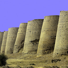 Old Fort by Ghazan Joyia - Buildings & Architecture Public & Historical (  )