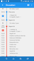 Screenshot of Debreceni Menetrend