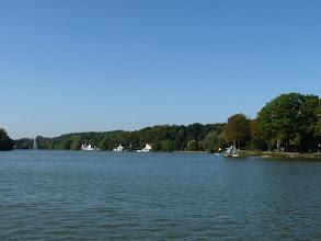 Photo: Le lac de Genval
