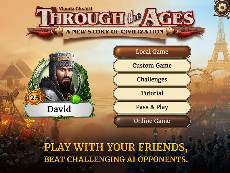 Through the Ages Screenshot 8