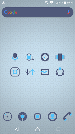 Amons - Icon Pack  screenshots 2