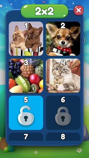 Slide ® - SlidePuzzle about dog, cat, cactus... screenshot 2