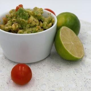 Easy Loaded Guacamole Recipe