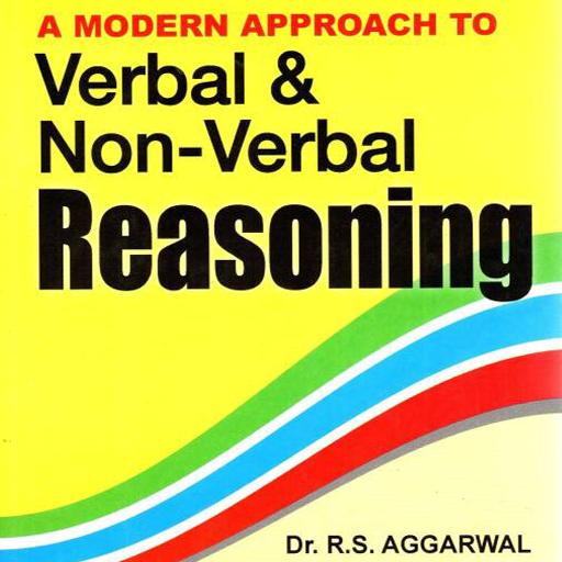 RS Aggarwal - Verbal & Non Verbal Reasoning