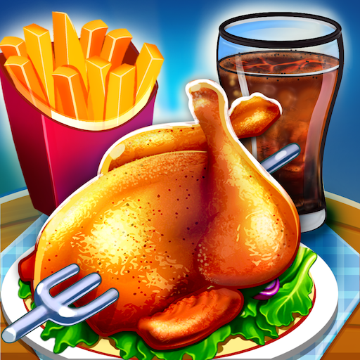 Baixar Cooking Express : Food Fever Craze Chef Star Games para Android
