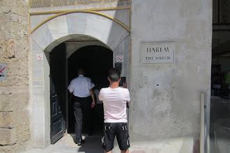 Photo: The Harem at the Topkapi Palace