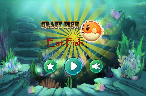 Crazy Fish Eat Fish - náhled