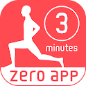 3 minute workout free exercise icon