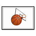 Shoot Some Hoops Basketball icon