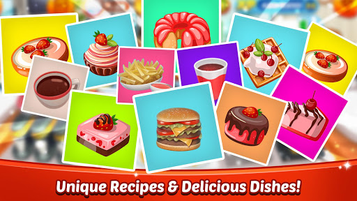 Cooking World Girls Games & Food Restaurant Fever 1.29 screenshots 2