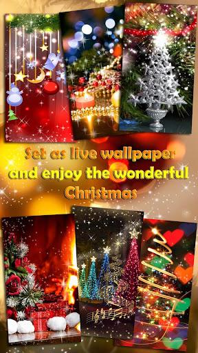 Christmas Magic ud83cudf1f Live Wallpapers Xmas 2019 2.4 screenshots 2
