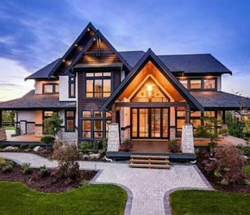 Dream House Design Ideas Screenshot Thumbnail