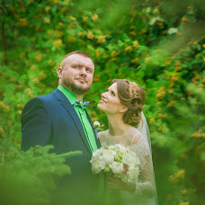 Wedding photographer Dmitriy Sazhin (sazhinman). Photo of 17.10.2015