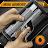 Weaphones™ Gun Sim Free Vol 1 logo