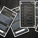 Glass GO SMS Theme icon