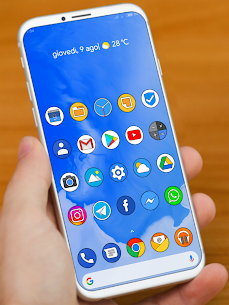 PIXEL PIE – ICON PACK v7.8 [Patched] APK 2