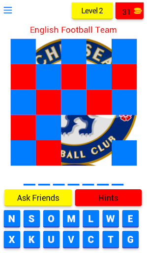 Football Teams Quiz|玩益智App免費|玩APPs