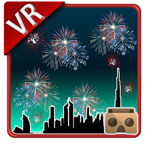 Free Apk android  VR Fireworks Cardboard Live 3D 1  free updated on
