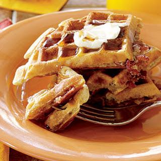 Bacon Waffles.