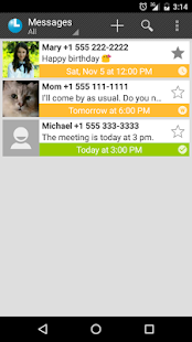 LATR (SMS scheduler)- screenshot thumbnail