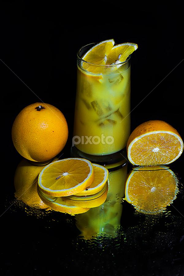 Orange Frezco by William Ay-Ay - Food & Drink Alcohol & Drinks ( pwccolddrinks )