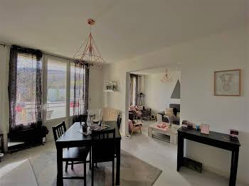 Appartement 4 pièces 72,64 m2