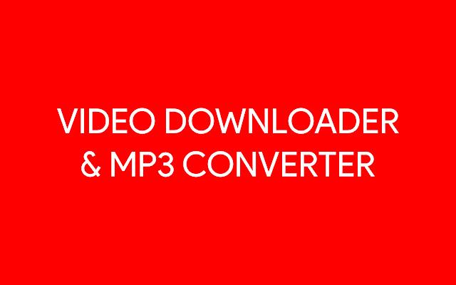 Fácil Descargador De Video Y Conversor Mp3