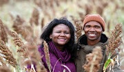 A group of Eastern Cape  sorghum farmers.