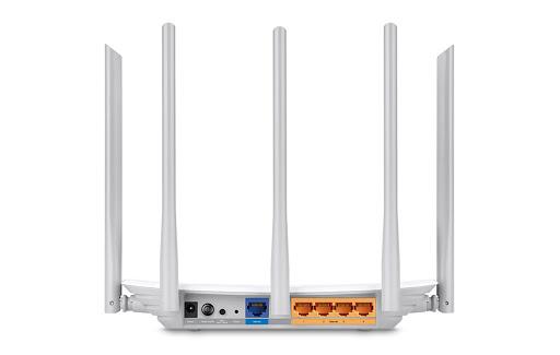 Thiết bị mạng Router TPLink Archer C60-3