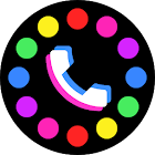 Color Phone Screen-Color Call, Caller Flash Themes icon