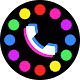 Color Phone Screen-Color Call, Caller Flash Themes