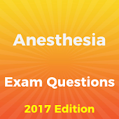 Anesthesia Exam Questions 2017