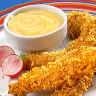 Last Lap Honey Mustard Chicken Fingers.
