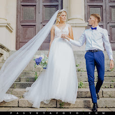 Wedding photographer Danila Pasyuta (PasyutaFOTO). Photo of 24.08.2018