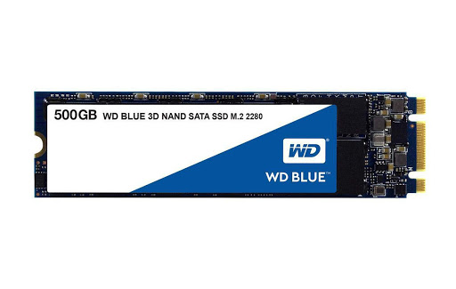 SSD WD 500GB WDS500G2B0B (M2-2280)_2