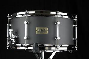 """14"""" x6,5"""" Tama SLP Dymamic Kapur - LKP1465-FBK - Flat Black"""