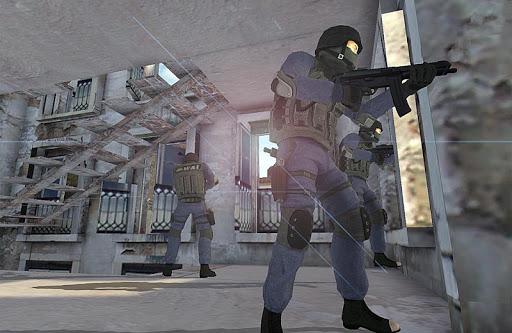 SWAT狙撃シミュレーション