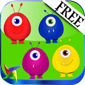 Kindergarten Learn Colors FREE
