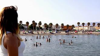 Aquellos que busquen una playa tranquila, sin grandes aglomeraciones de gente encontrarán en Costacabana el destino perfecto.