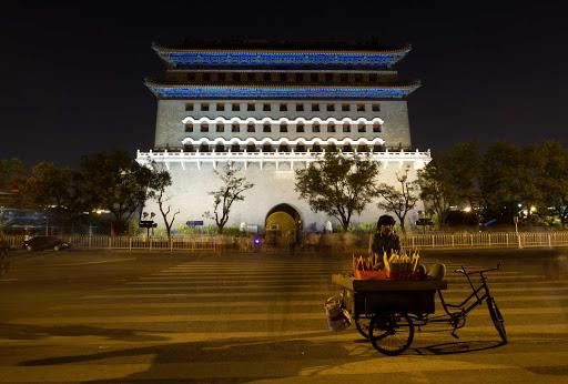 Beijing-Tiananmen-Square - Tiananmen Square Tower in Beijing, China.