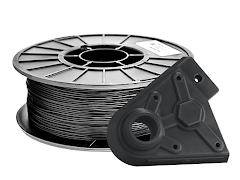 Obsidian Black PRO Series PLA Filament - 2.85mm (1kg)