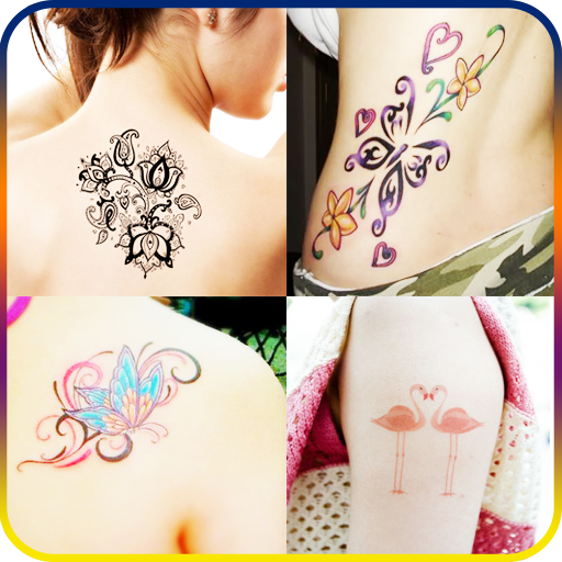 Draw Lovely Tattoos on body