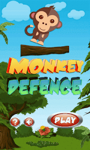 Monkey Defence screenshot 2