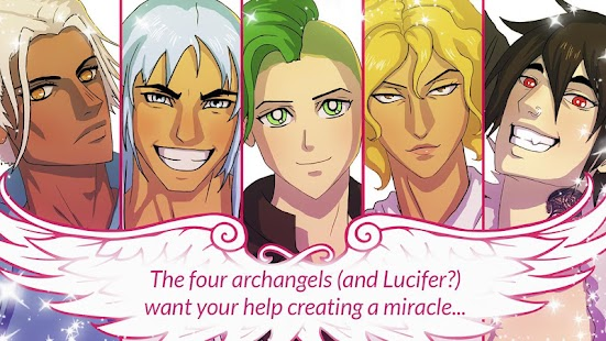 miraclr - Divine Dating Sim- screenshot thumbnail