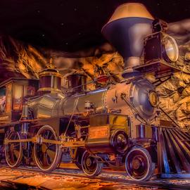 0726-TT-0623-02-16 by Fred Herring - Transportation Trains