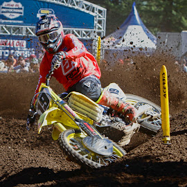 by Jim Jones - Sports & Fitness Motorsports ( motorcycle, motorsport, washougal, motocross, motorcycles )