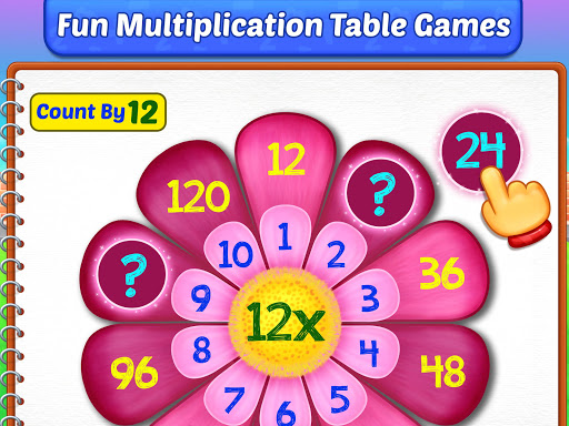 Multiplication Kids - Math Multiplication Tables android2mod screenshots 12