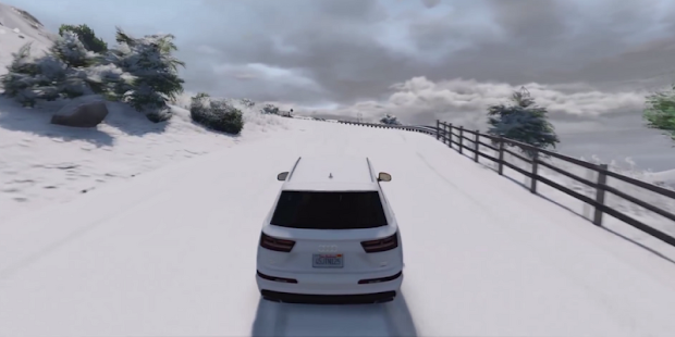 Game Q7 Driving Audi Simulator 2017 APK for Windows Phone