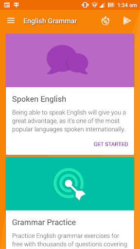 English Grammar Ultimate 5.0 screenshots 2